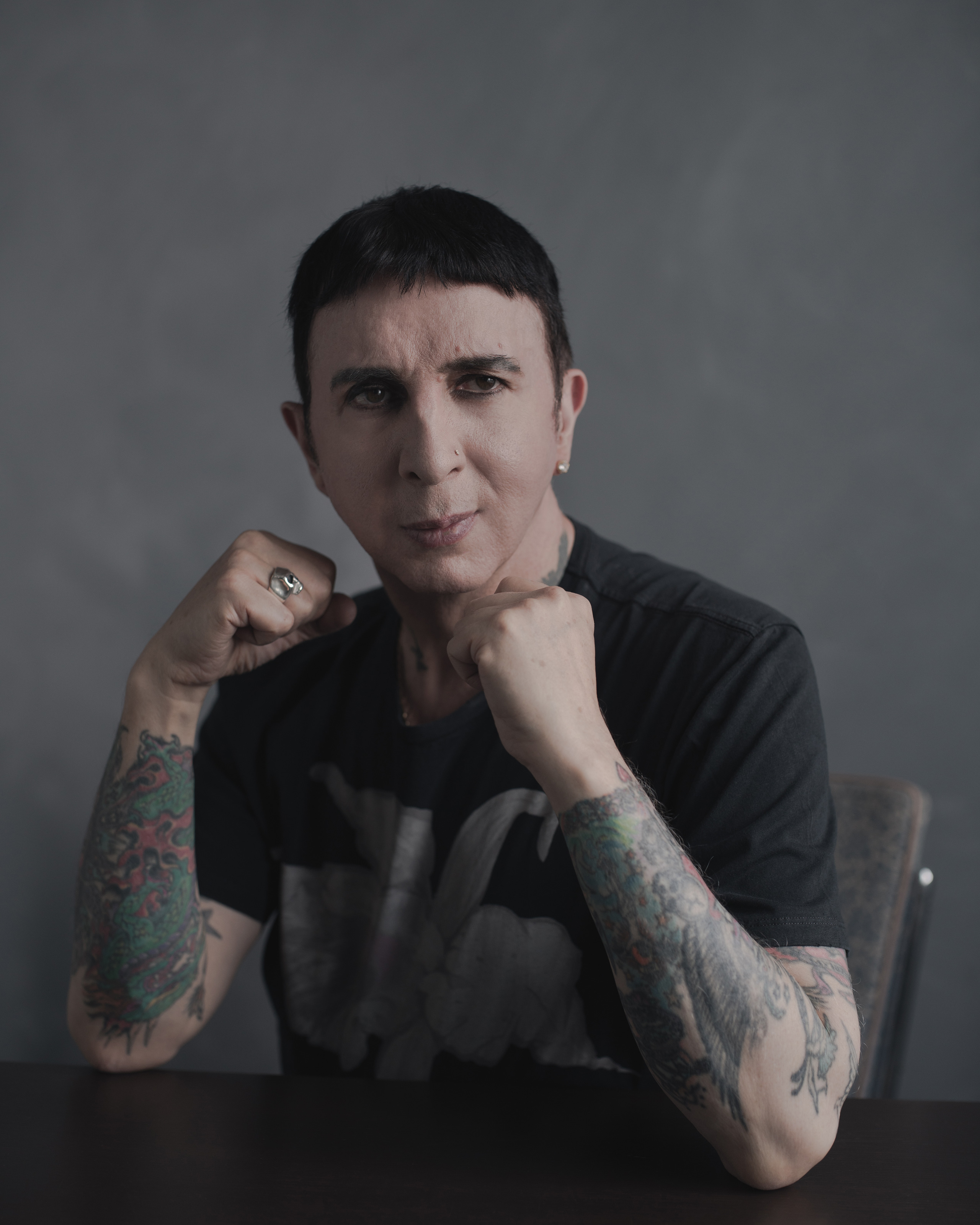 Tell Me About It Marc Almond Is Not A Satanist Loud And Quiet