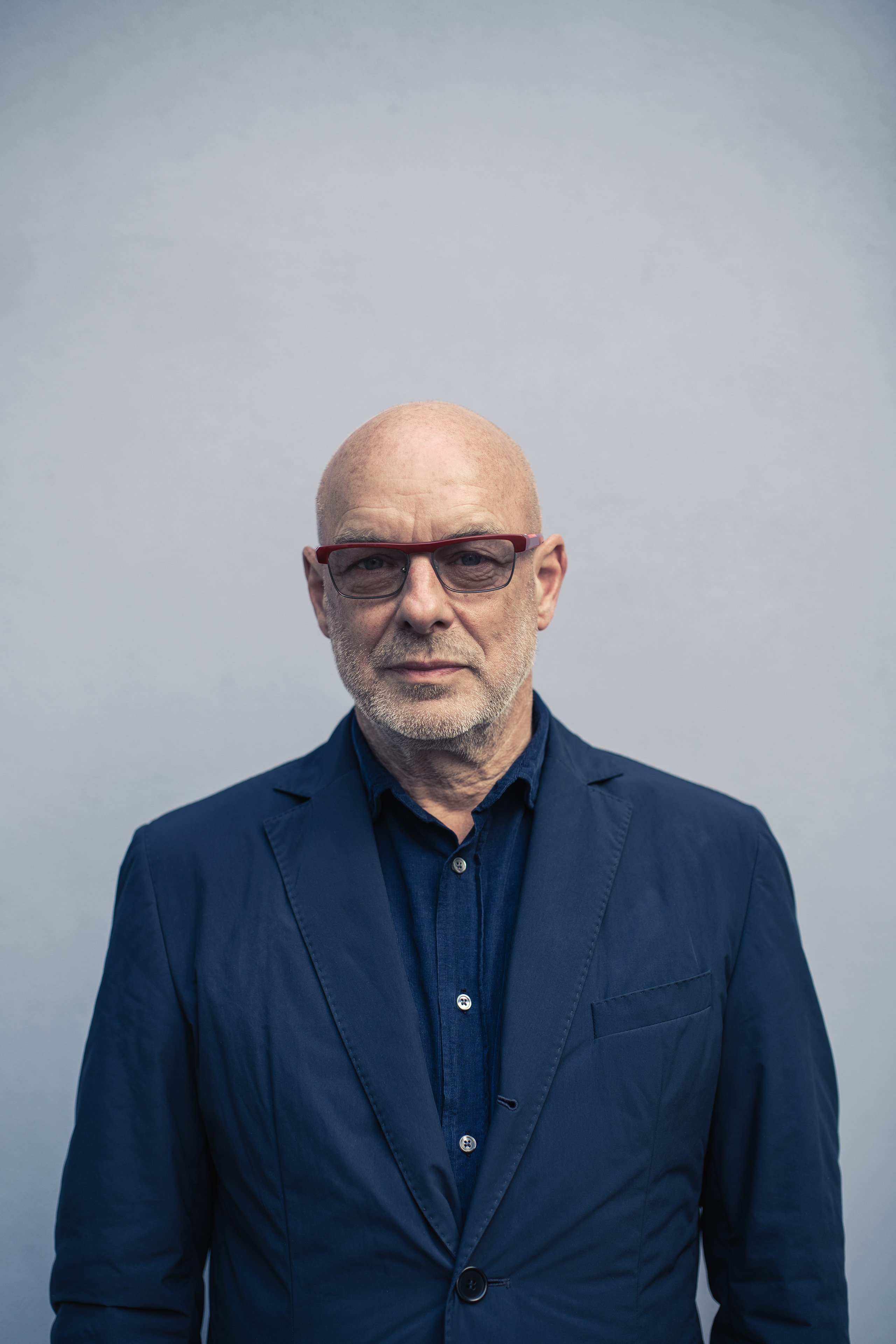 Eno S Tarots Grand Etteilla: Brian Eno Is On The Cover Of Loud And Quiet 82