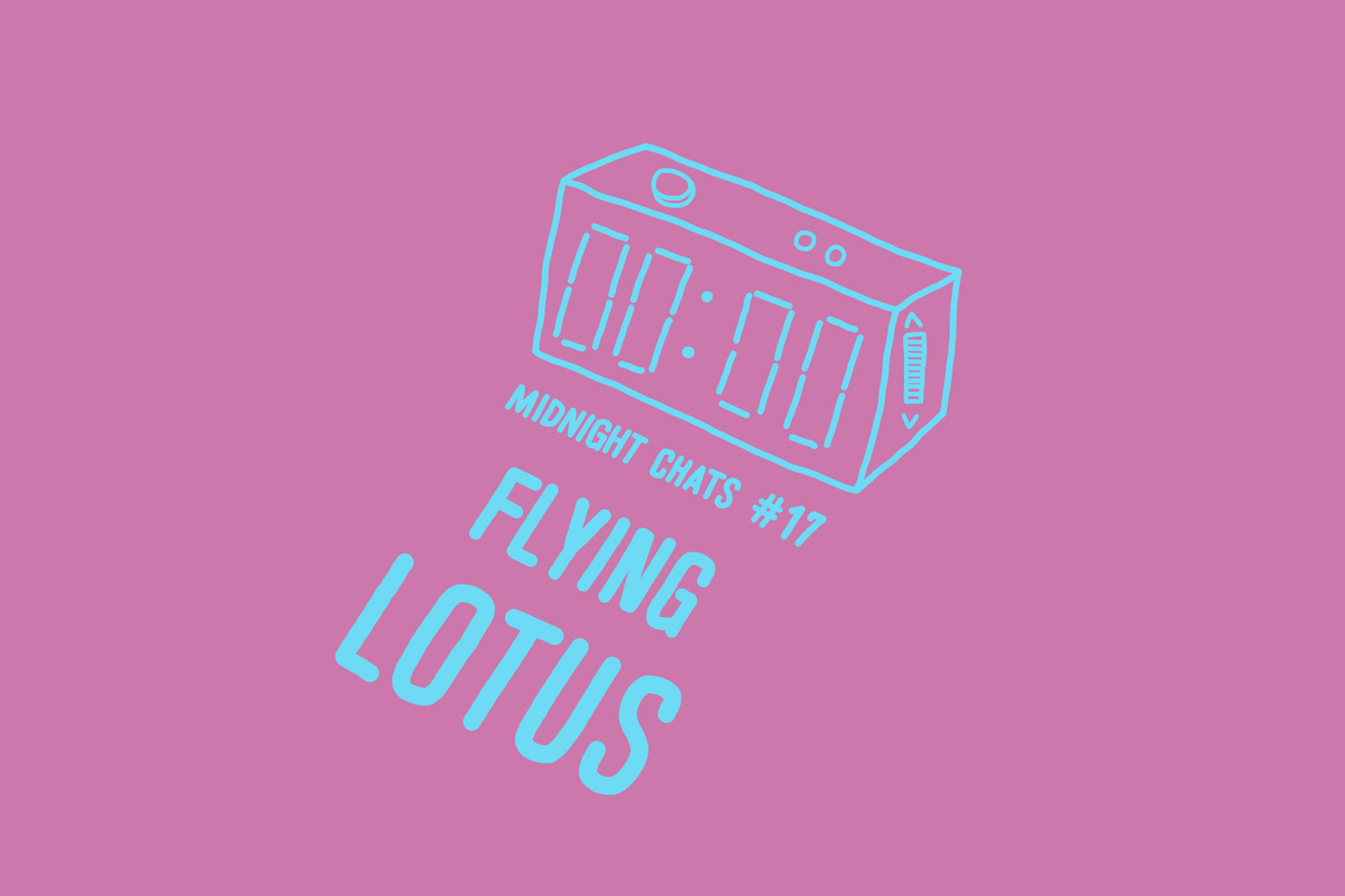 Flying Lotus Midnight Chats Podcast Episode 17 Loud