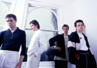 The story of Wire retold - a band facing forwards ...