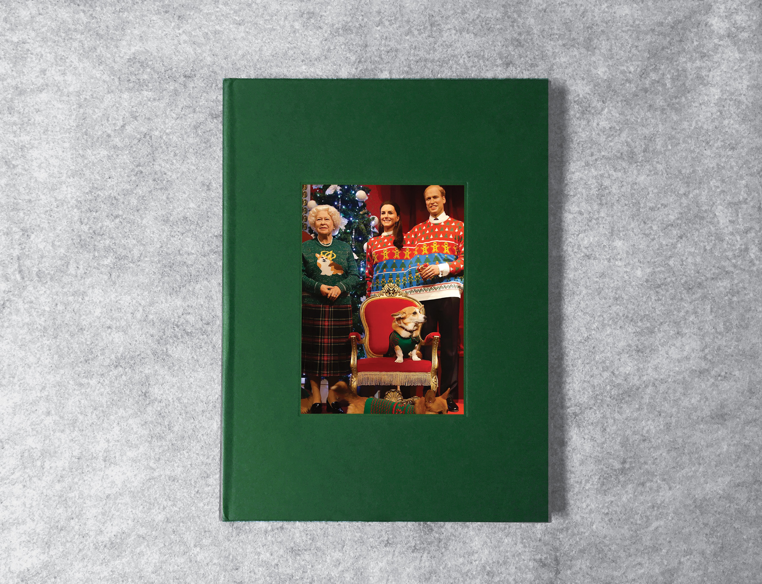 Christmas Day when you're about to become a Royal – a chapter of