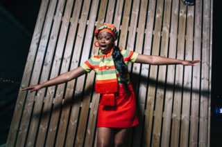 Tierra Whack – Confidence in poetry and releasing an audio